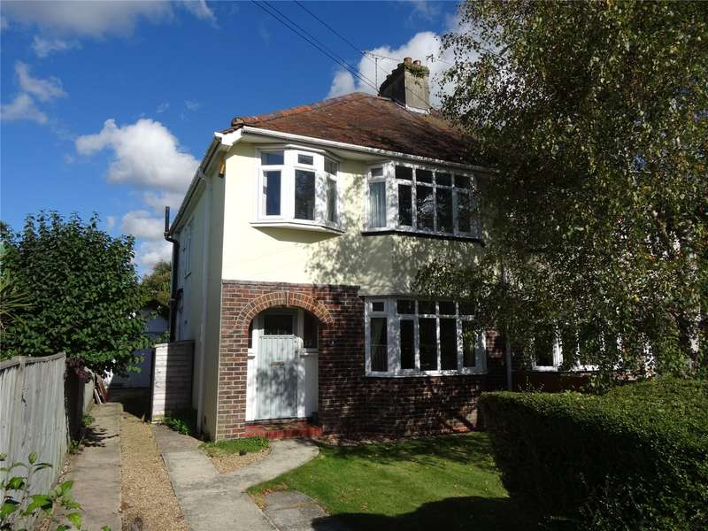 3 Bedrooms Semi Detached House for sale in Broomfield Avenue, Broadwater, Worthing, BN14