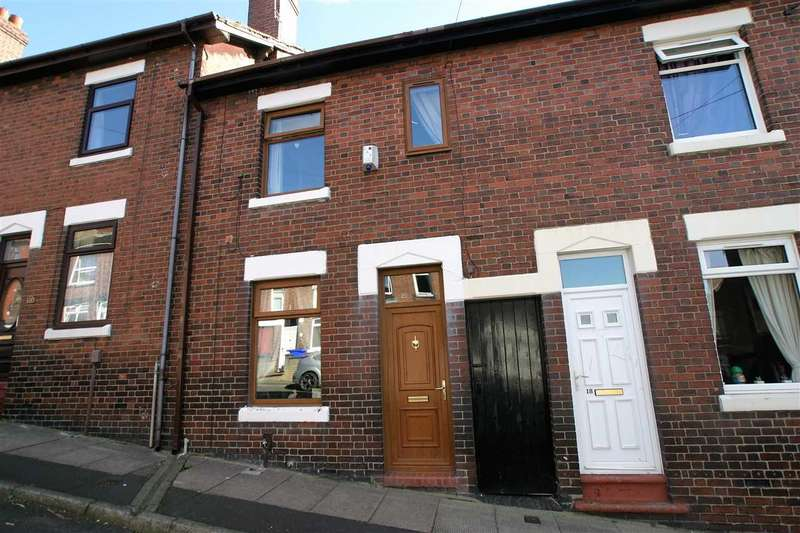 2 Bedrooms Terraced House for sale in Smith Street, Longton, Stoke on Trent