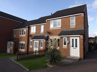 3 Bedrooms End Of Terrace House for sale in Princethorpe Road, Willenhall, West Midlands