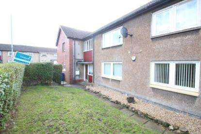 1 Bedroom Flat for sale in Doon Place, Kirkintilloch, Glasgow, East Dunbartonshire