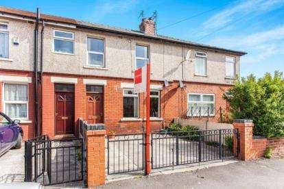 2 Bedrooms Terraced House for sale in Holly Grove, Leigh, Greater Manchester