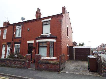 3 Bedrooms End Of Terrace House for sale in Hilton Street, Ashton-In-Makerfield, Wigan, Greater Manchester