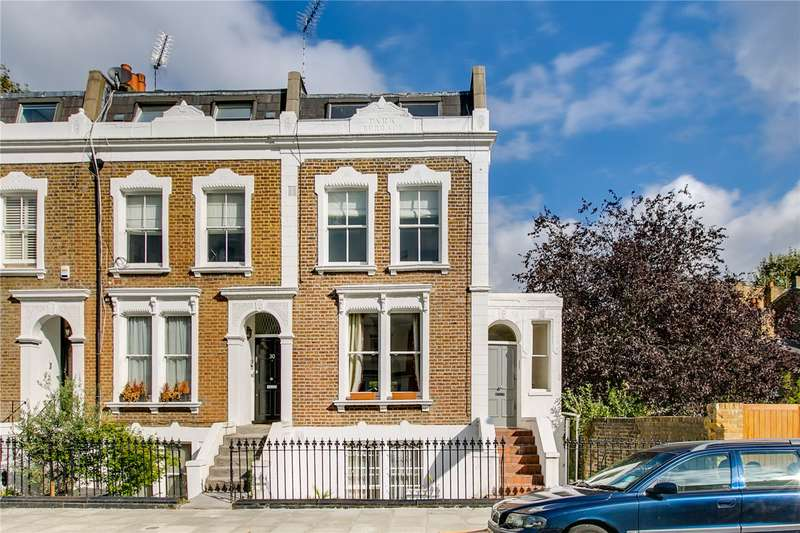 2 Bedrooms Maisonette Flat for sale in Moore Park Road, London, SW6