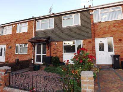 3 Bedrooms Terraced House for sale in Clayfield Road, Bristol