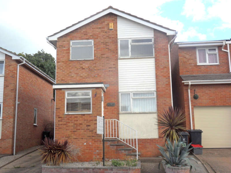 3 Bedrooms Detached House for sale in Maple Drive, Exmouth