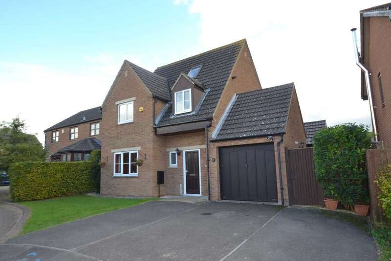 5 Bedrooms Detached House for sale in French Laurence Way, Chalgrove