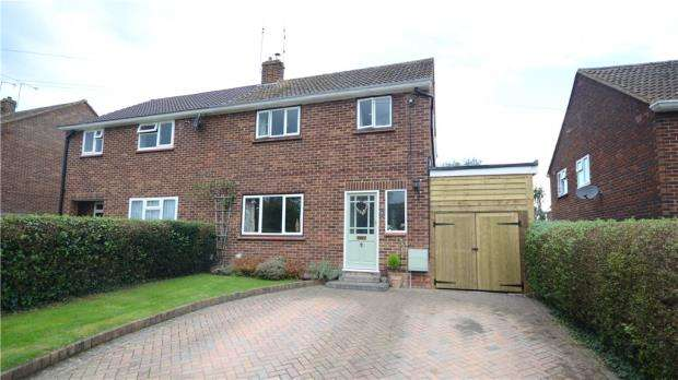 3 Bedrooms Semi Detached House for sale in York Road, Binfield