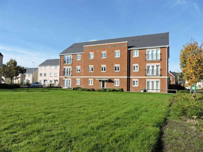 1 Bedroom Flat for sale in Clayton Drive, Pontarddulais