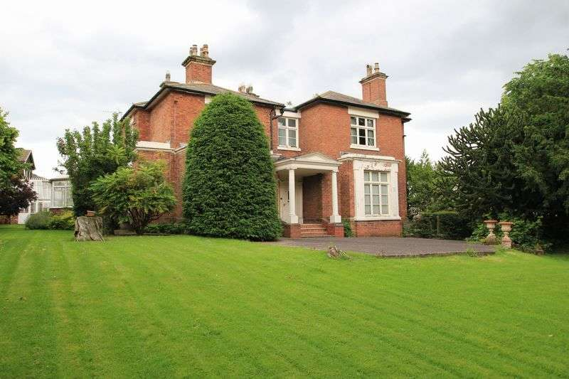 4 Bedrooms Detached House for sale in Levedale Road, Penkridge, Stafford, ST19