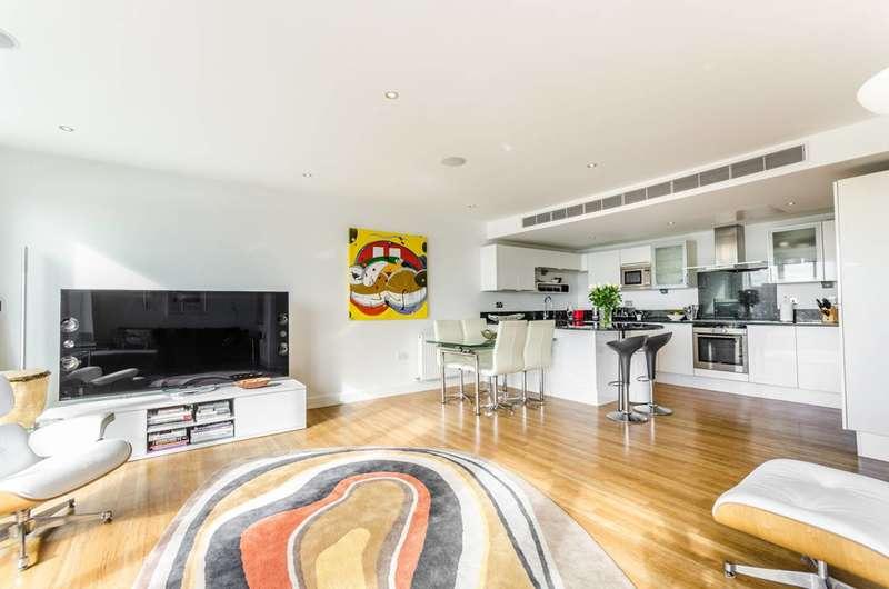 2 Bedrooms Flat for sale in Western Gateway, Royal Docks, E16