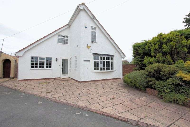 4 Bedrooms Detached House for sale in Morfa Avenue, Kinmel Bay