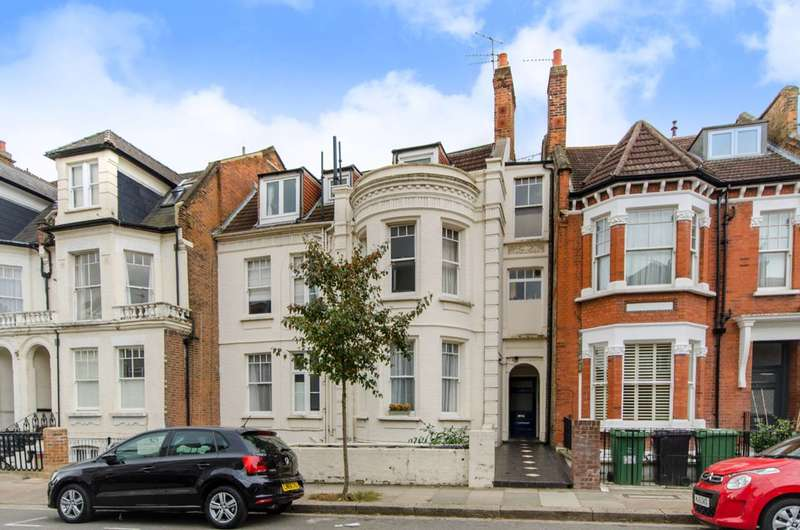 1 Bedroom Flat for sale in Holmdale Court, West Hampstead, NW6