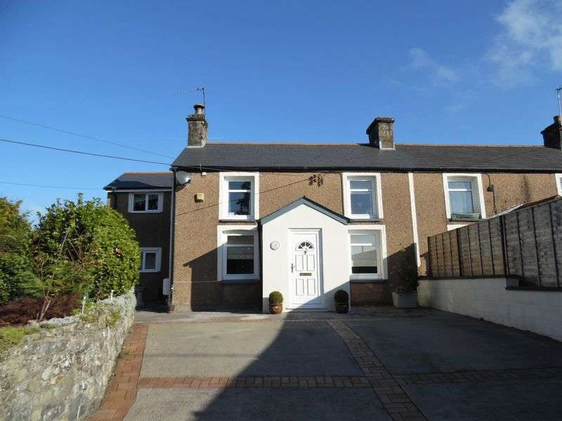 4 Bedrooms Semi Detached House for sale in Felindre Road Pencoed Bridgend CF35 5PB