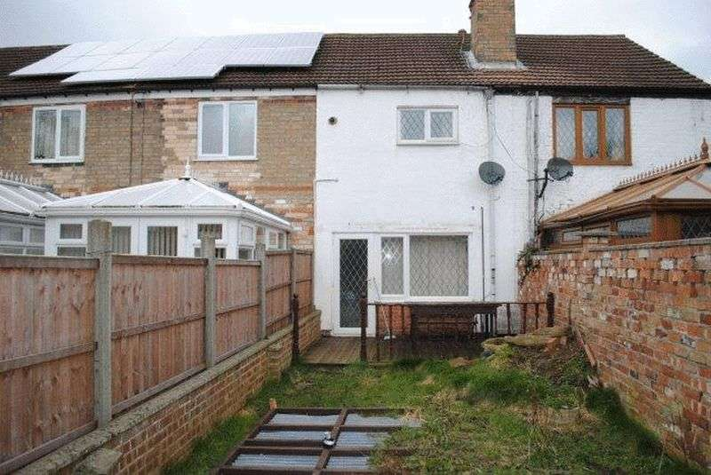 2 Bedrooms Cottage House for sale in Gladstone Cottages, Morton, Gainsborough