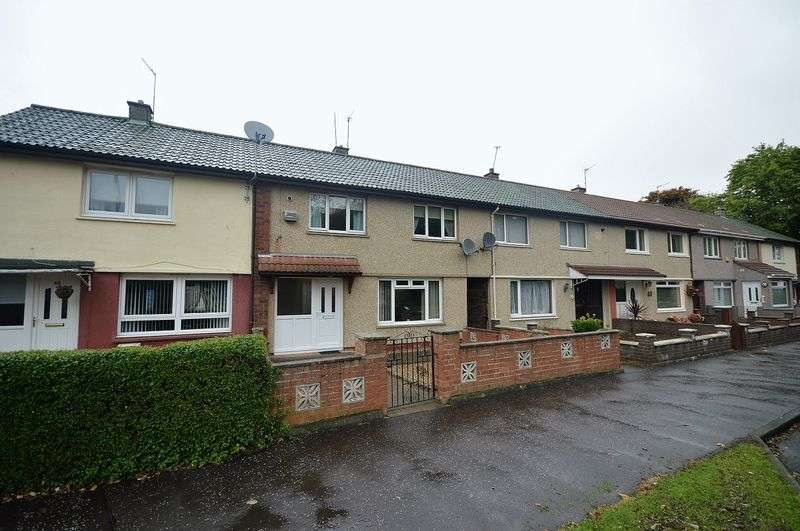 3 Bedrooms Terraced House for sale in Warout Road, Warout, Glenrothes