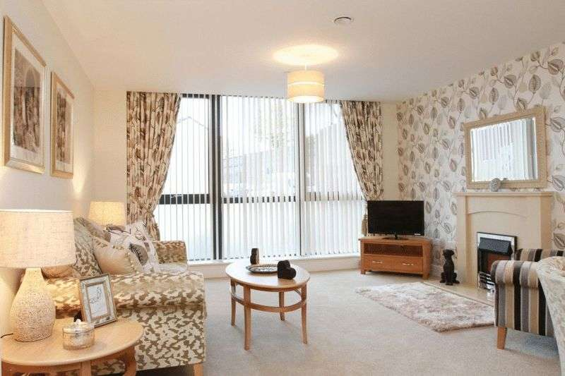 2 Bedrooms Retirement Property for sale in Gloucester Road, Cheltenham