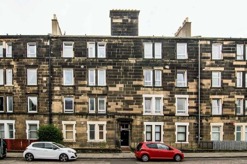 1 Bedroom Flat for sale in 7 (1F2) Robertson Avenue, Gorgie, Edinburgh, EH11 1QA