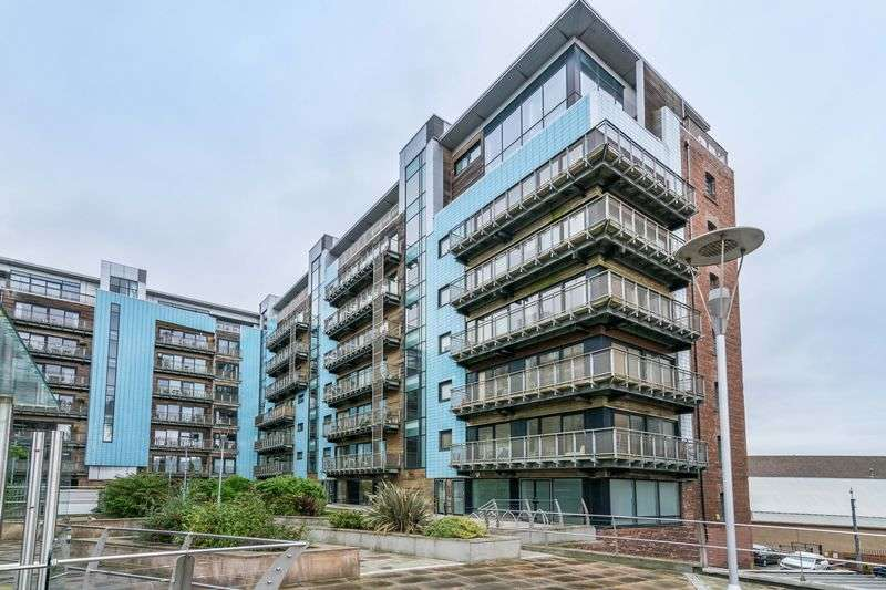 2 Bedrooms Flat for sale in 31/9 Breadalbane Street, Bonnington, Edinburgh, EH6 5JW