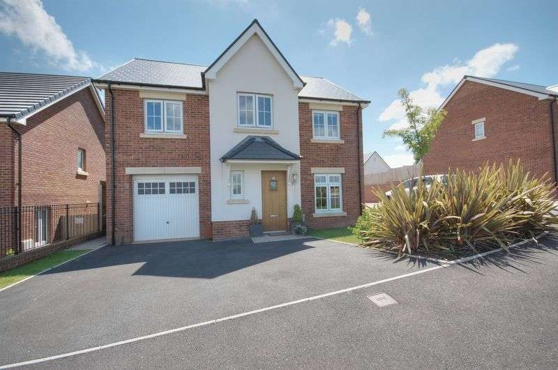 4 Bedrooms Detached House for sale in 38 Bryn Celyn, Llanharry, Pontyclun, CF72 9ZE