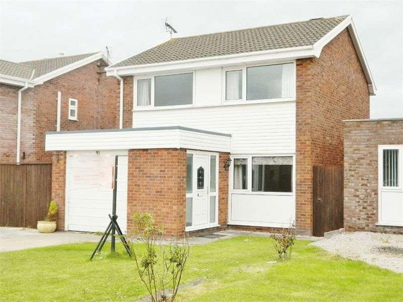 3 Bedrooms Detached House for sale in Heol Colwyn, Abergele