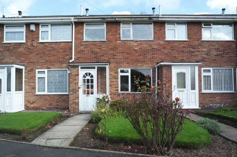 2 Bedrooms House for sale in Belsay Close, Longton, Stoke-On-Trent, ST3 1BP
