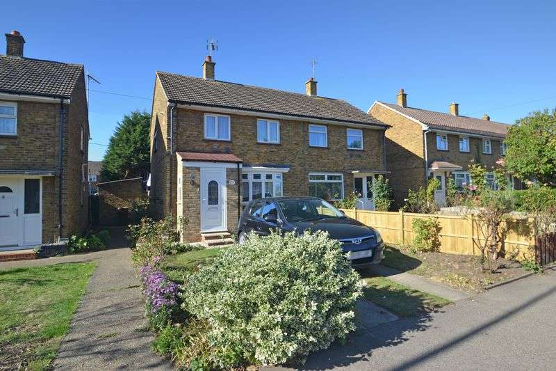2 Bedrooms Semi Detached House for sale in Saffron Way, Sittingbourne