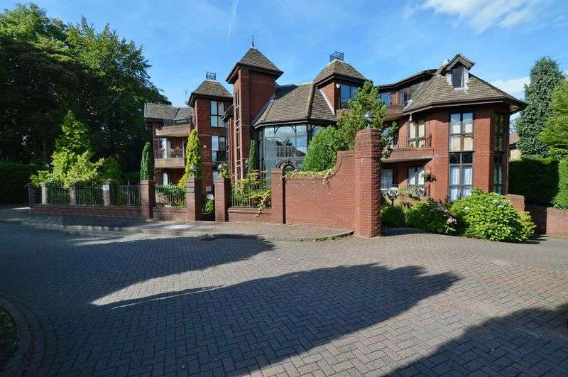 3 Bedrooms Flat for sale in The Mount, Ringley Hey, Whitefield, Manchester
