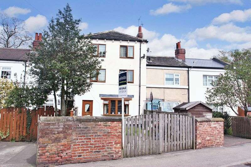 4 Bedrooms Terraced House for sale in Carleton Road, Pontefract
