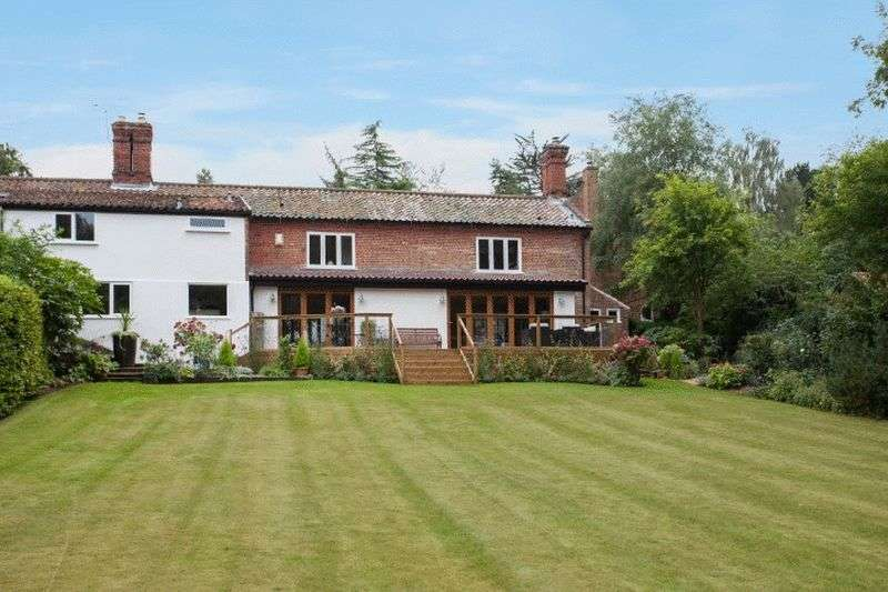 4 Bedrooms House for sale in Colney, Norwich