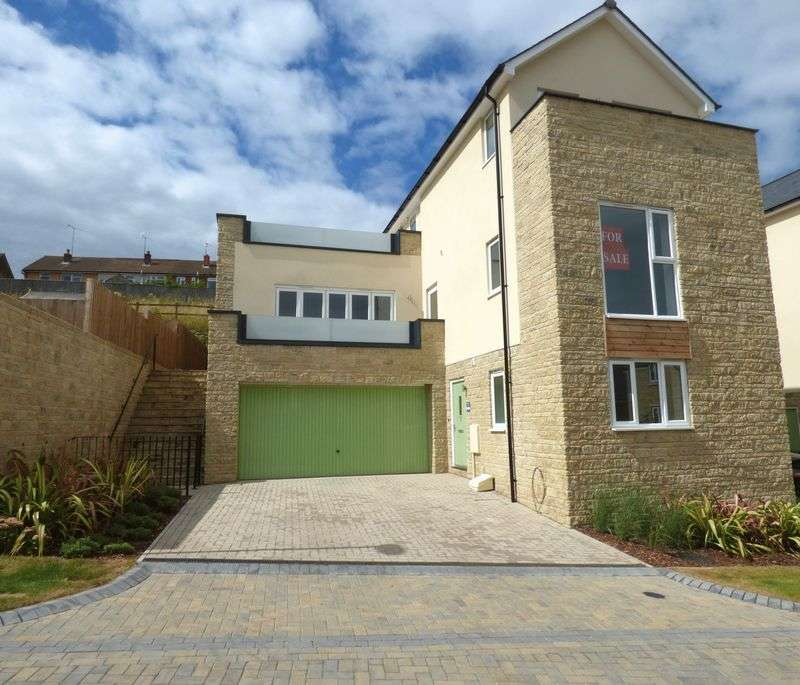 4 Bedrooms Detached House for sale in Woodland View, Mitcheldean, GL17 0XW
