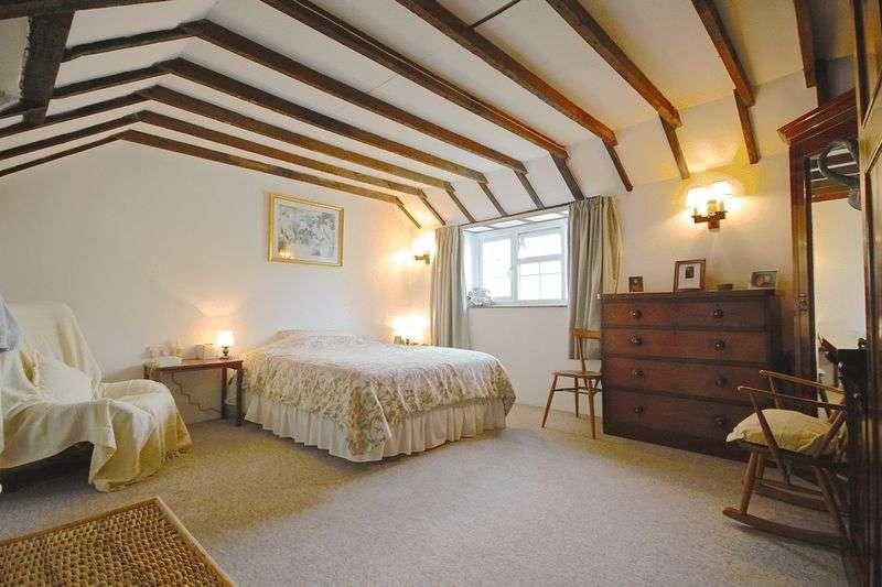 4 Bedrooms Detached House for sale in Sandhills, Cattistock, DT2