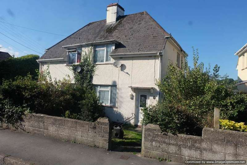 2 Bedrooms Semi Detached House for sale in St Marys Road, Barnstaple