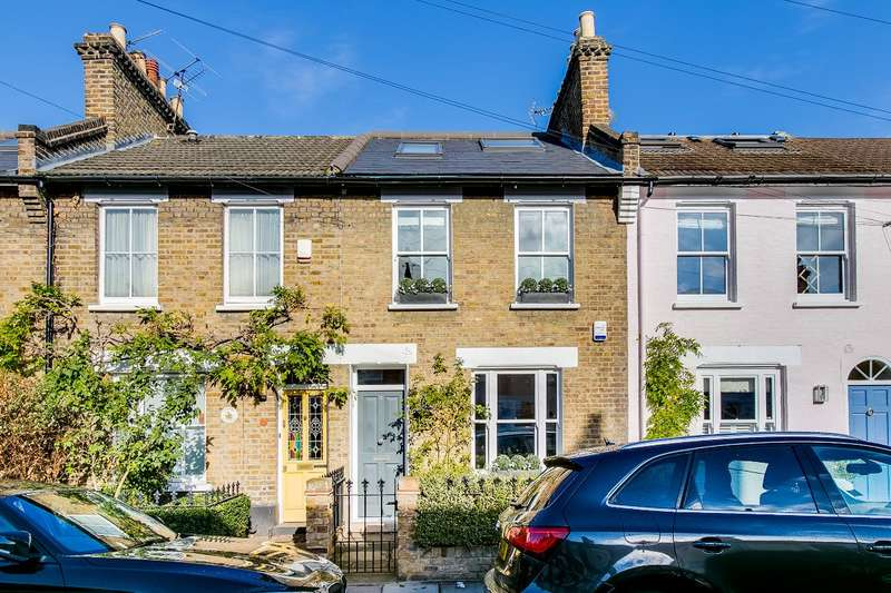3 Bedrooms Terraced House for sale in Thorne Street, Barnes