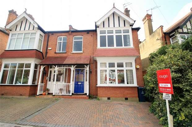 2 Bedrooms Flat for sale in Whitehall Road, Harrow