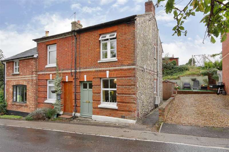 1 Bedroom End Of Terrace House for sale in Red Lion Lane, Overton
