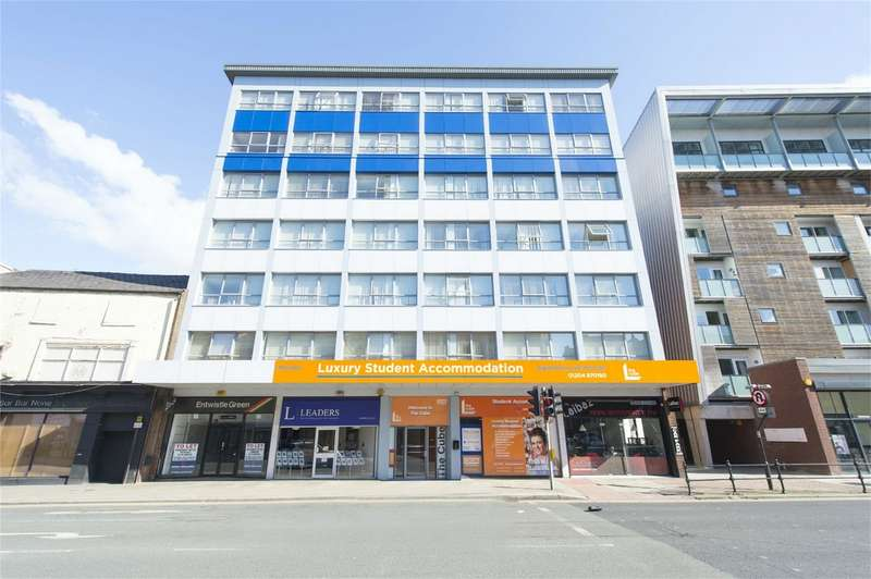 1 Bedroom Flat for sale in Bradshawgate, Bolton, Lancashire