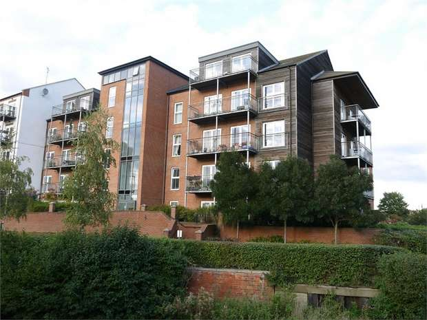 2 Bedrooms Flat for sale in St Marys Road, Market Harborough, Leicestershire