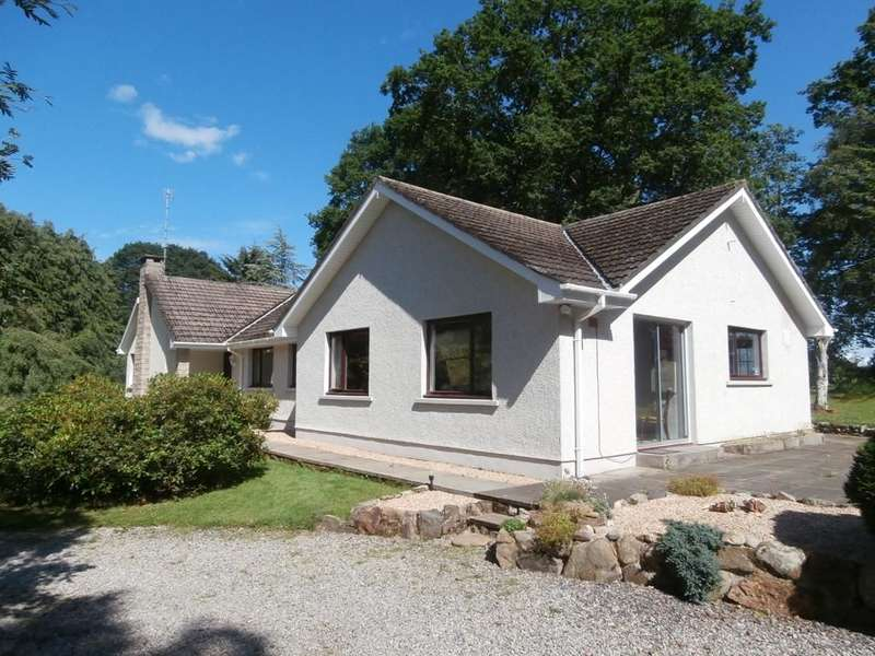 5 Bedrooms Detached Bungalow for sale in Kasangadzi, Bishop Kinkell,Conon Bridge, Dingwall, IV7