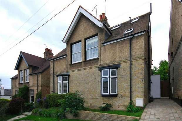 3 Bedrooms Semi Detached House for sale in Hillview Road, Mill Hill