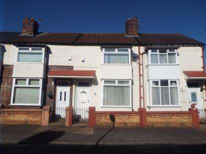 3 Bedrooms Terraced House for sale in Lindale Road, Liverpool, Merseyside, L7