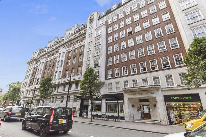 2 Bedrooms Apartment Flat for sale in Cumberland Court, Great Cumberland Place, City of Westminster, London W1H 7DP