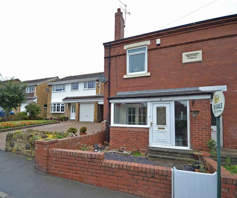 2 Bedrooms End Of Terrace House for sale in Green Lane, Lofthouse, Wakefield