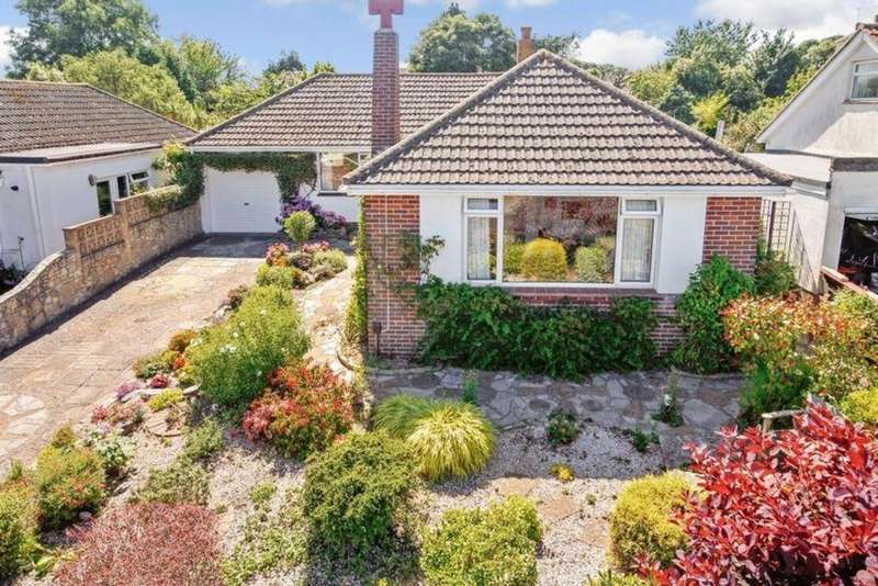 2 Bedrooms Detached Bungalow for sale in Ladypark Road, Livermead