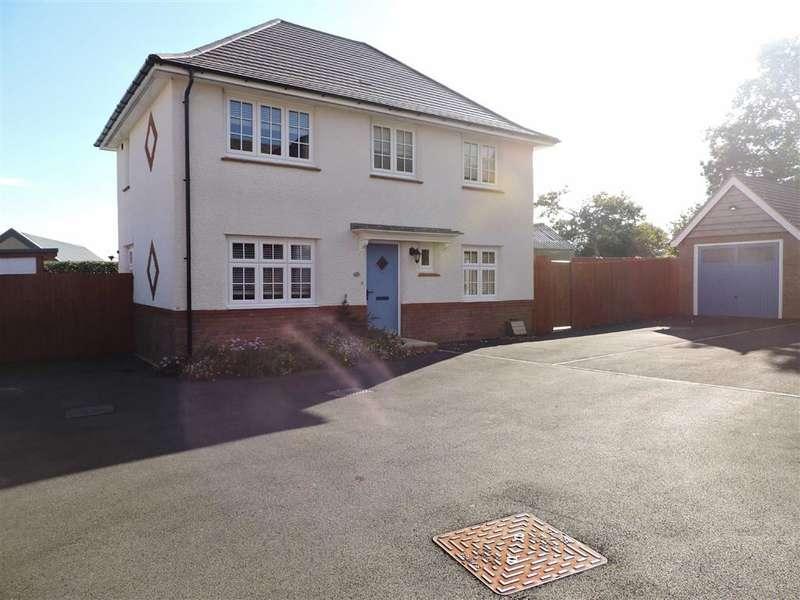 3 Bedrooms Property for sale in Parc Llwyn Celyn, St Clears