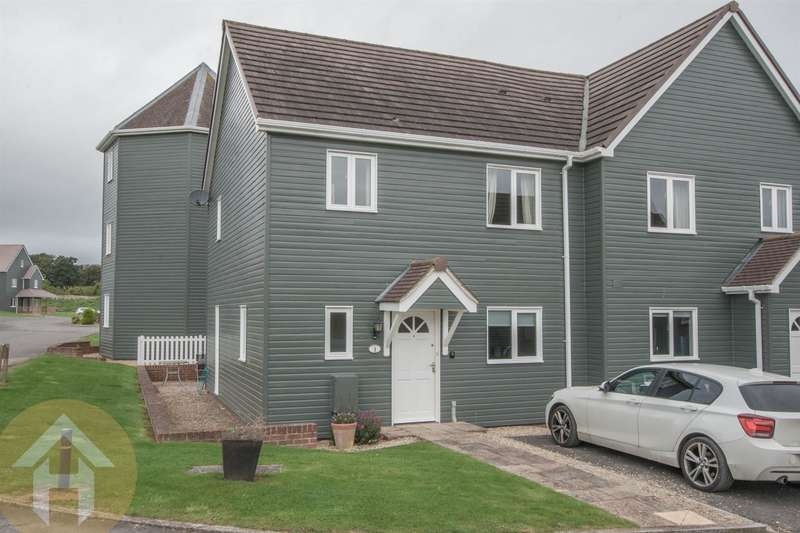 3 Bedrooms End Of Terrace House for sale in Vastern, Royal Wootton Bassett, Swindon