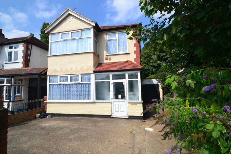 3 Bedrooms Detached House for sale in Surbiton/Tolworth