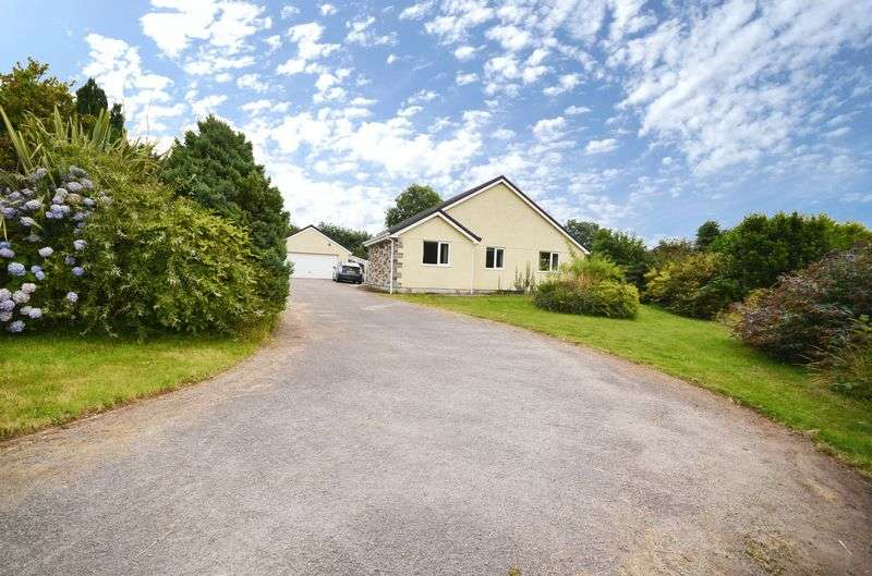 3 Bedrooms Detached Bungalow for sale in Albaston, Gunnislake