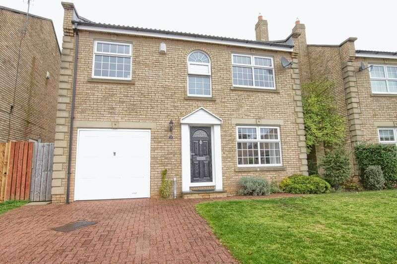4 Bedrooms Detached House for sale in Rowallane Gardens, Ingleby Barwick