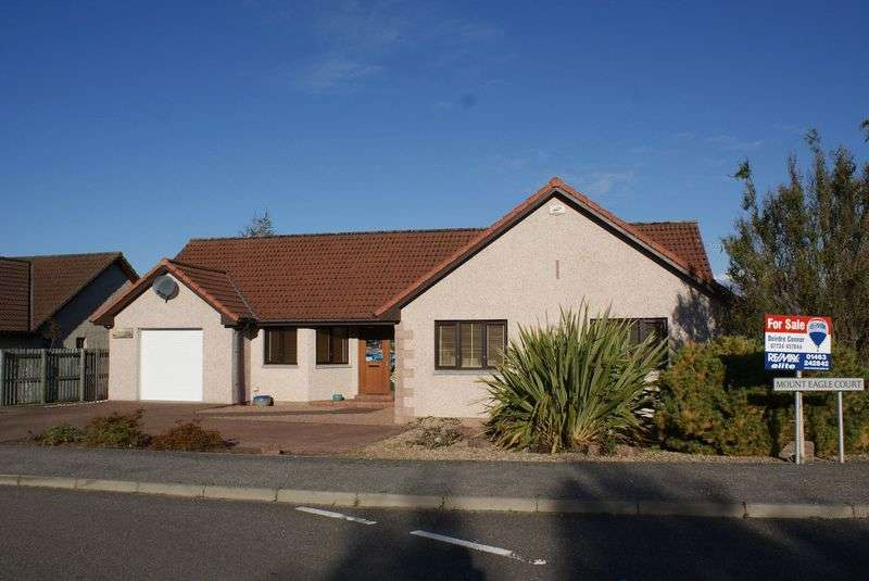 3 Bedrooms Detached Bungalow for sale in Great Value Spacious 3/4 Bedroom bungalow Mount Eagle Court, Dingwall