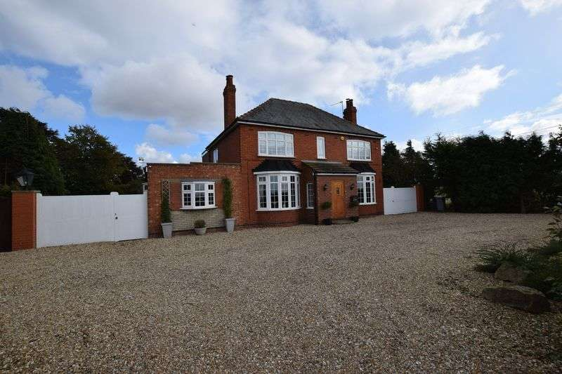 4 Bedrooms Detached House for sale in Dunholme Road, Scothern, Lincoln